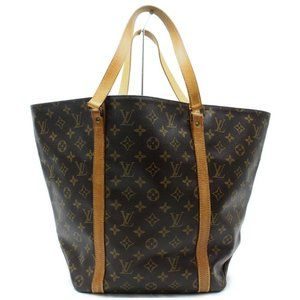 Auth Louis Vuitton Sac Shopping #4149L19